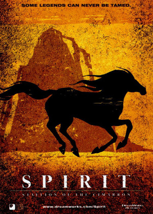 spirit stallion of the cimarron soundtrack cover