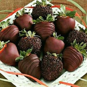 strawberries in Cioccolato