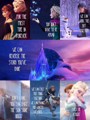 the real meaning of frozen
