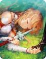 yuki asuna - sword-art-online photo