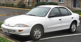 '96 Chevy Cavalier