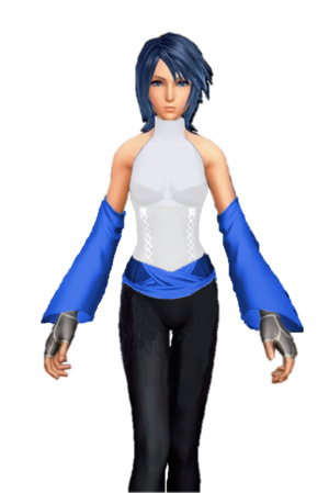 Aqua KH 0.2 Birth by Sleep Sweet Outfit