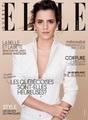 Emma Watson covers ELLE - Québec (April 2017)  - emma-watson photo
