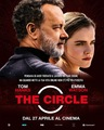 Emma Watson on Italian poster of 'The Circle' - emma-watson photo