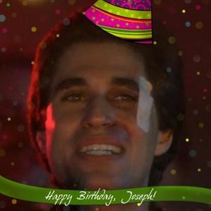 🎉 Happy Birthday, Joey! 🎂