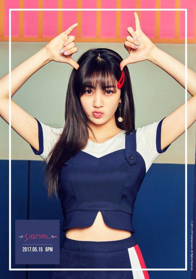 Twice Jyp Ent Imagens Jihyos Teaser Image For Signal Hd