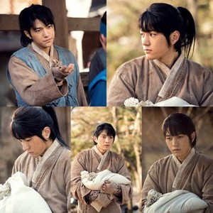 'Monarch - Owner of the Mask' drops still cuts of INFINITE's L