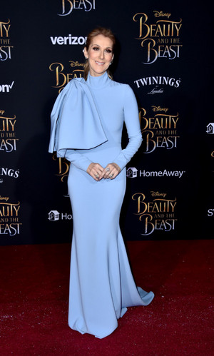Movie Premiere Of Beauty And The Beast