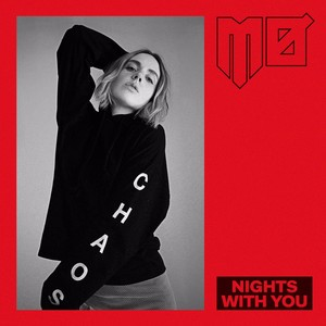 'Nights with you' single artwork