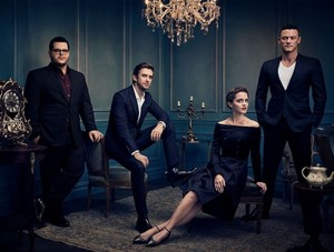 The Hollywood Reporter Russia (by Art Streiber)