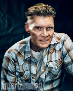 'Twin Peaks' Season 3 Character Portrait ~ Ed Hurley
