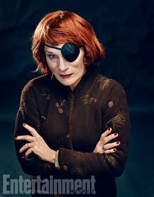 'Twin Peaks' Season 3 Character Portrait ~ Nadine Hurley