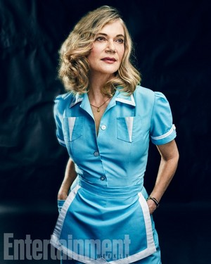 'Twin Peaks' Season 3 Character Portrait ~ Norma Jennings