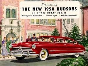 1950 Hudson Brochure