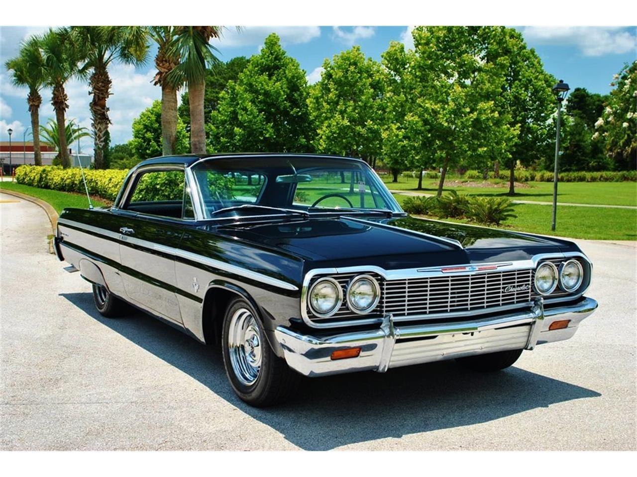 Kekurangan Chevrolet Impala 1964 Tangguh