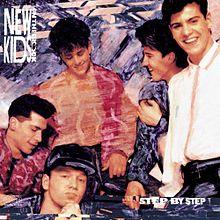 1990 Release, Step sejak Step