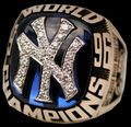 1996 World Series Ring - the-90s photo
