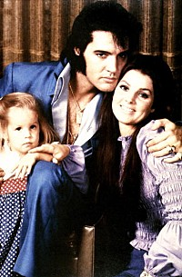 The Presley Family 1971
