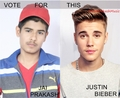 2016 vote for this     Jai Prakash With Justin Bieber 2016 - justin-bieber photo