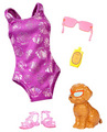 2017 Barbie delphin Magic Fashion Pack Tropical