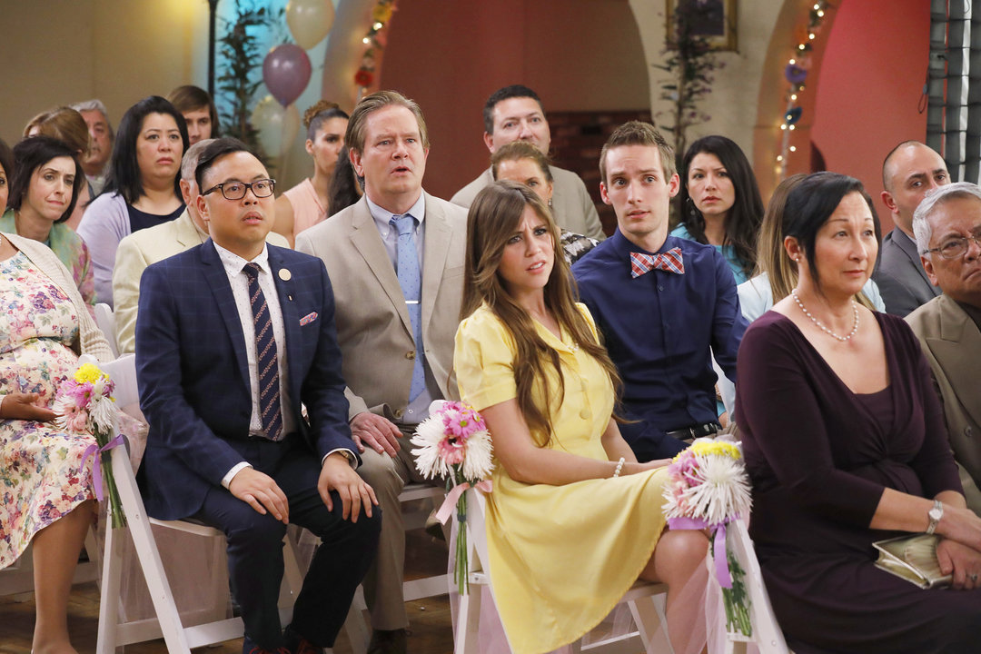 superstore season 2 cheyennes wedding