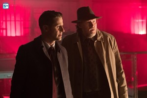 3x18 - Light The Wick - Jim Gordon and Harvey Bullock
