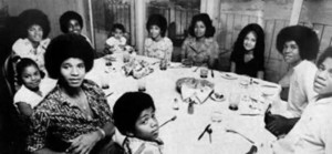 At home With The Jackson Family