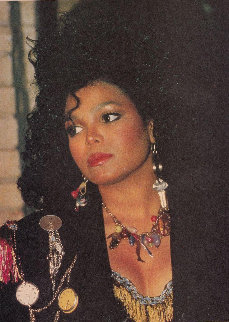 Janet Jackson - 80's music Photo (40376872) - Fanpop