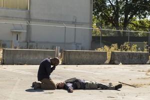 7x13 ~ Bury Me Here ~ مورگن and Richard