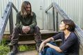 7x14 ~ The Other Side ~ Jesus and Maggie - the-walking-dead photo
