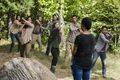 7x14 ~ The Other Side ~ Sasha and Enid - the-walking-dead photo