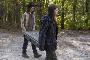 7x15 ~ Something They Need ~ Enid and Carl