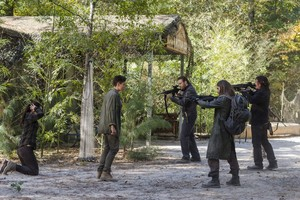7x15 ~ Something They Need ~ Jesus, Daryl, Aaron, Beatrice and Kathy