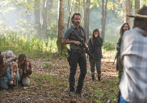 7x15 ~ Something They Need ~ Rick, Enid and ジーザス