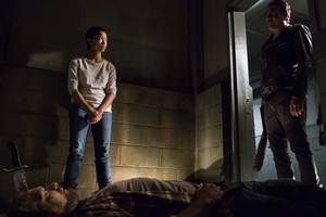 7x15 ~ Something They Need ~ Sasha and Negan