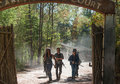 7x15 ~ Something They Need ~ Tara, Michonne and Rick - the-walking-dead photo