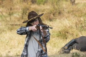 7x16 ~ The First Tag of the Rest of Your Lives ~ Carl