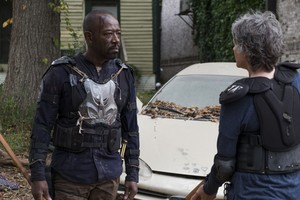 7x16 ~ The First Day of the Rest of Your Lives ~ Carol and Morgan
