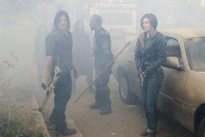 7x16 ~ The First день of the Rest of Your Lives ~ Daryl, Maggie and морган
