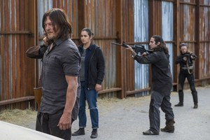 7x16 ~ The First دن of the Rest of Your Lives ~ Daryl and Tara