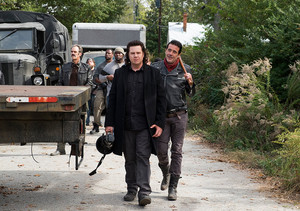 7x16 ~ The First دن of the Rest of Your Lives ~ Eugene, Negan and Simon