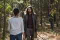 7x16 ~ The First Day of the Rest of Your Lives ~ Jesus and Sasha - the-walking-dead photo
