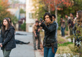 7x16 ~ The First Day of the Rest of Your Lives ~ Maggie, Enid and Jesus - the-walking-dead photo