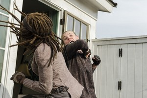 7x16 ~ The First दिन of the Rest of Your Lives ~ Michonne