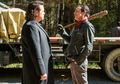 7x16 ~ The First Day of the Rest of Your Lives ~ Negan and Eugene - the-walking-dead photo