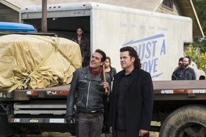 7x16 ~ The First Day of the Rest of Your Lives ~ Negan and Eugene