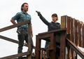 7x16 ~ The First Day of the Rest of Your Lives ~ Rick and Jadis - the-walking-dead photo