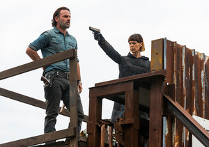 7x16 ~ The First دن of the Rest of Your Lives ~ Rick and Jadis