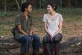 7x16 ~ The First Day of the Rest of Your Lives ~ Sasha and Maggie - the-walking-dead photo