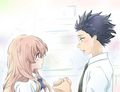 A Silent Voice    - anime fan art